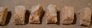 Homemade Frosted Mini Wheats