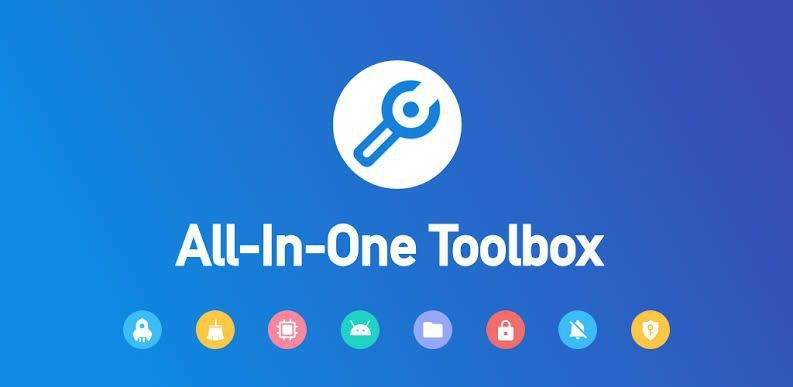 All-In-One Toolbox Mod Apk Download Version 8.1.6.0.9 b150293 (Pro)