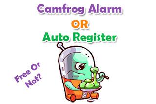 Ulasan Tentang Camfrog Alarm ID