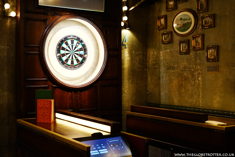 Flight Club Darts, Bloomsbury
