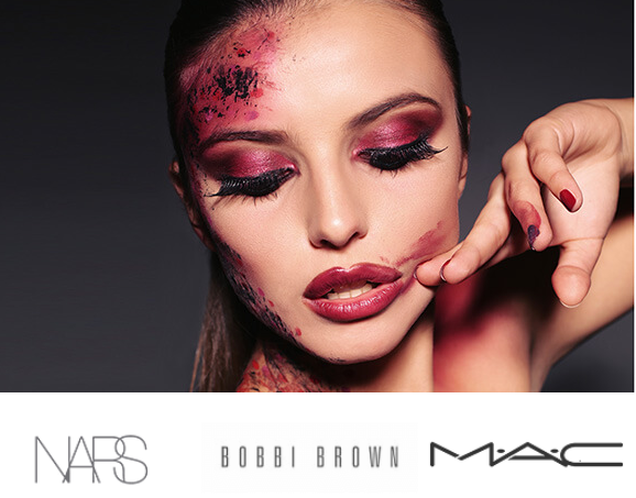 Descuento Halloween Lookfantastic.es Nars, mac , bobi brown, urbandecay
