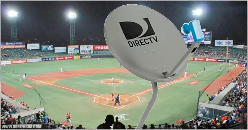 Por culpa de Maduro Venezuela se queda sin ver juegos de Béisbol y Fútbol | DitrecTV