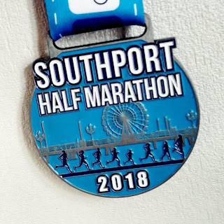 I Thought The Second Half Marathon Was Supposed To Be Easier? Southport Half Marathon - 1st July 2018