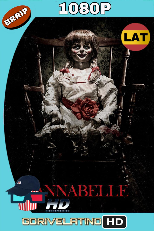 Annabelle (2014) BRRip 1080p (Latino-Inglés) MKV