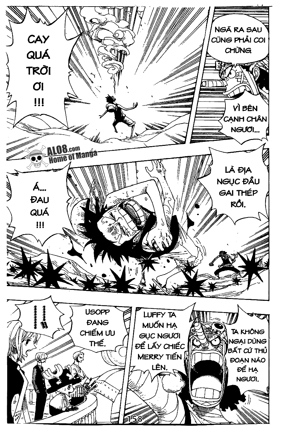 One Piece Chap 332