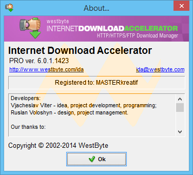 Internet Download Accelerator 6.0 Full Keygen Key