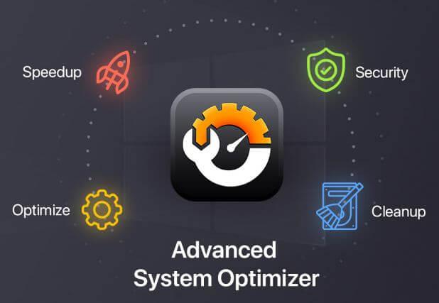 مُحسِّن, النظام, Advanced ,System ,Optimizer, حل, تنظيف, كامل, للكمبيوتر