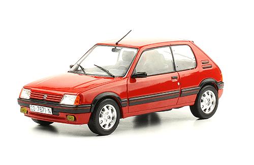 Peugeot 205 GTI 1988 coches inolvidables salvat