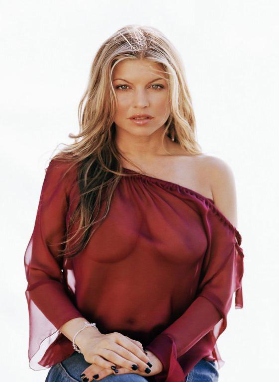 Sexy Pics Of Fergie 97