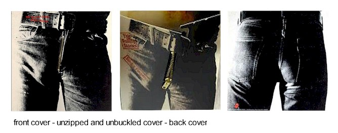 COOL GIMMICK ALBUM COVERS