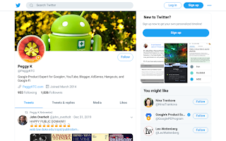peggyktc Twitter profile