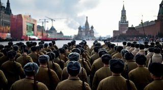 7 Ways Russia Is Telling People to Prepare for War