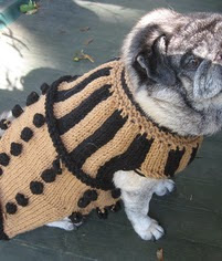http://www.ravelry.com/patterns/library/dalek-dog-sweater