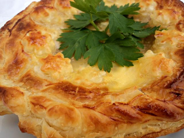 receta casera empanada fritada hojaldre