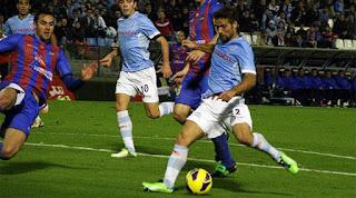 Levante vs Celta Vigo Live Streaming online Today 14-1-2018 Spain La Liga