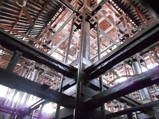 tiang Masjid Kasepuhan Cirebon