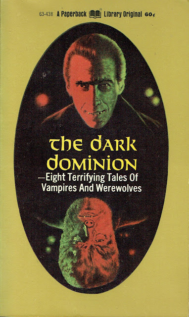 Dark Shadows Adjacent The Dark Dominion Vampire and Werewolf Collection
