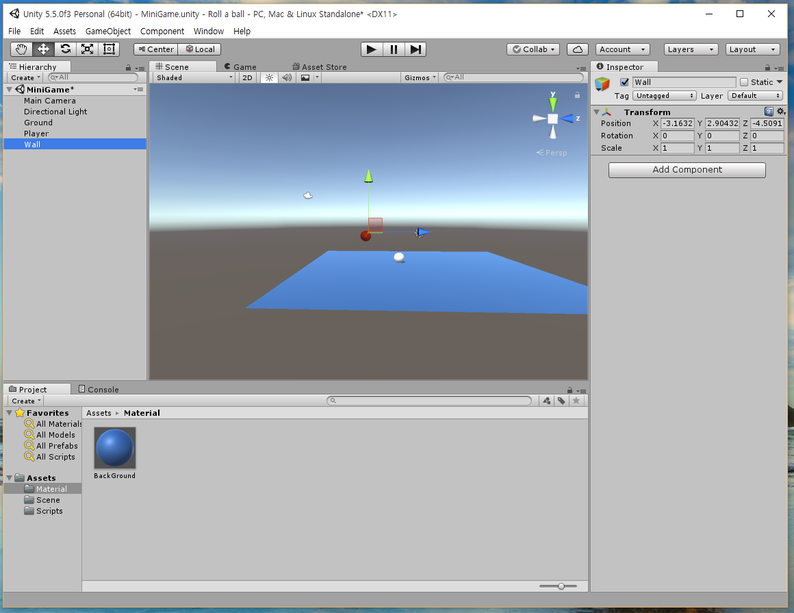 unity how to rotate an object 90 degrees then stop
