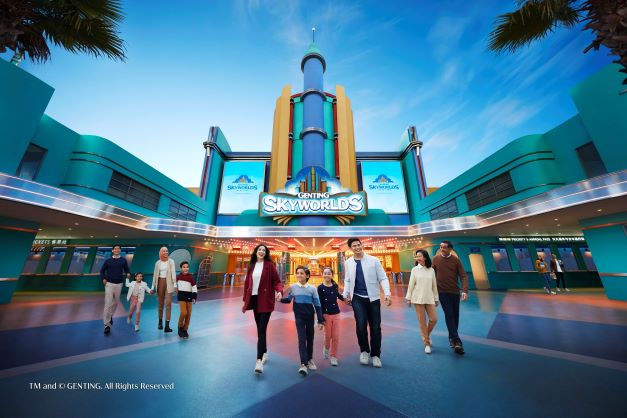 9 New Worlds, Genting SkyWorlds Theme Park, Resorts World Genting, Malaysia Theme Park, Lifestyle