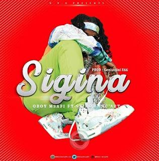 (New Audio) | Qboy Msafi Ft Stino - Sigina | Mp3 Download (New Song)