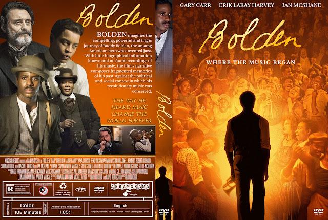 Bolden DVD DVD Cover
