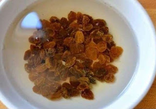 Raisin Water Liver Cleanse