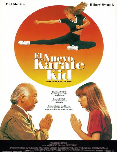 Ver El nuevo Karate Kid (1994) Online