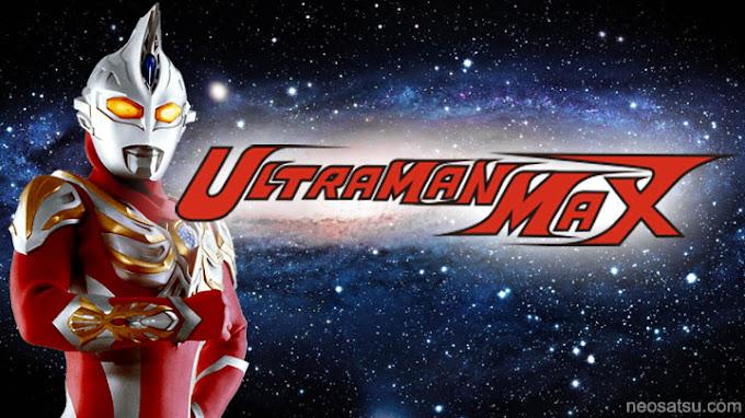 Ultraman Max Batch Subtitle Indonesia