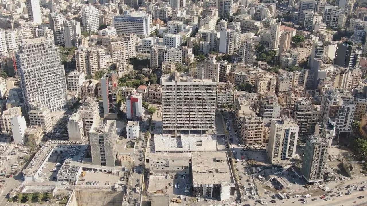 شاهد بيروت بعد المأساة صور صادمة