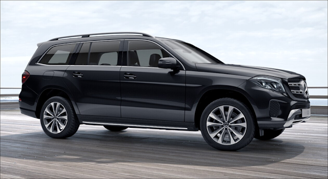 Mercedes GLS 400 4MATIC 2019