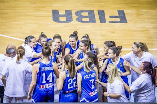 Σπουδαίο ξεκίνημα για την Εθνική κορασίδων στο Πανευρωπαϊκό 65-55 την Τουρκία