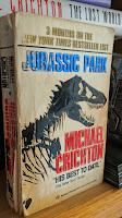 Jurassic Park, Lost World, Michael Crichton