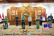 Gubernur Jatim Beri Bonus Atlet Berprestasi Kejuaraan Peparpenas