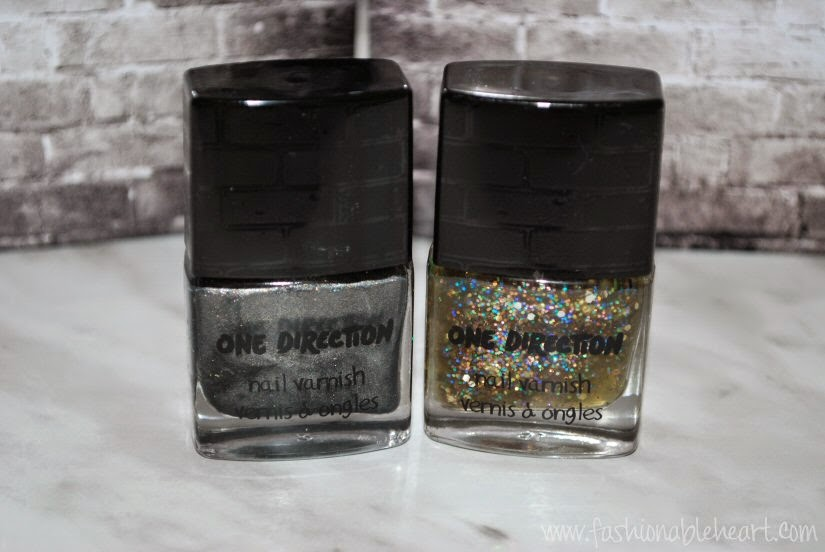 one direction nail polish markwins