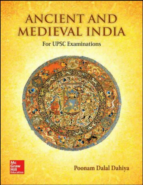 Ancient and Medieval India by Poonam Dalal Dahiya pdf Download