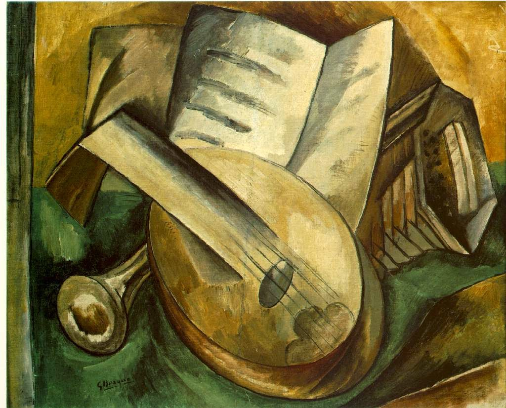 cubism essay cubism studies in the humanities best images about  hannah talks on braque guitar and accordian guitar and accordian 1908 was an early artwork of