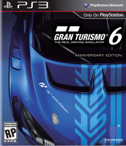 Gran Turismo 6 Special Edition +DLCs PS3 Torrent
