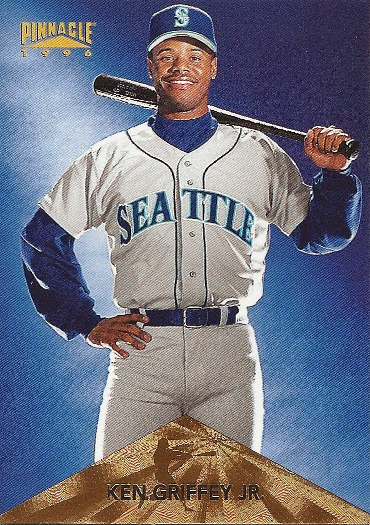 be6940b205 The Junior Junkie: the Baseball Cards of Ken Griffey, Jr. and Beyond ...