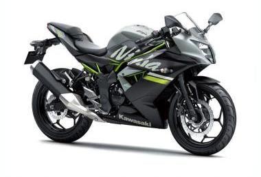 Motor Sport Kawasaki Ninja 250SL