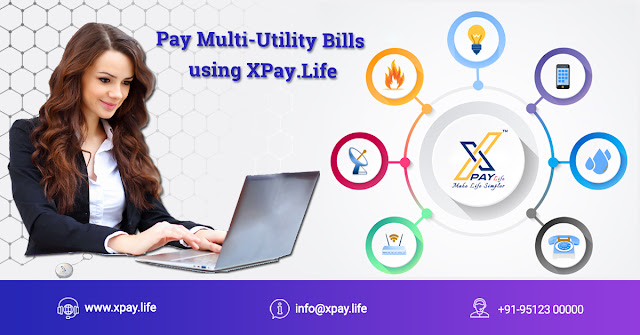 Utility Bill Payment online