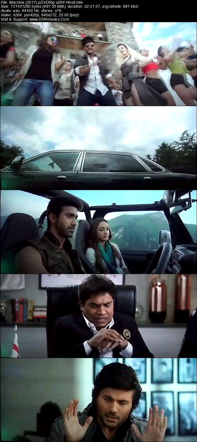 Machine 2017 Full Hindi Movie Download Ssr Movies