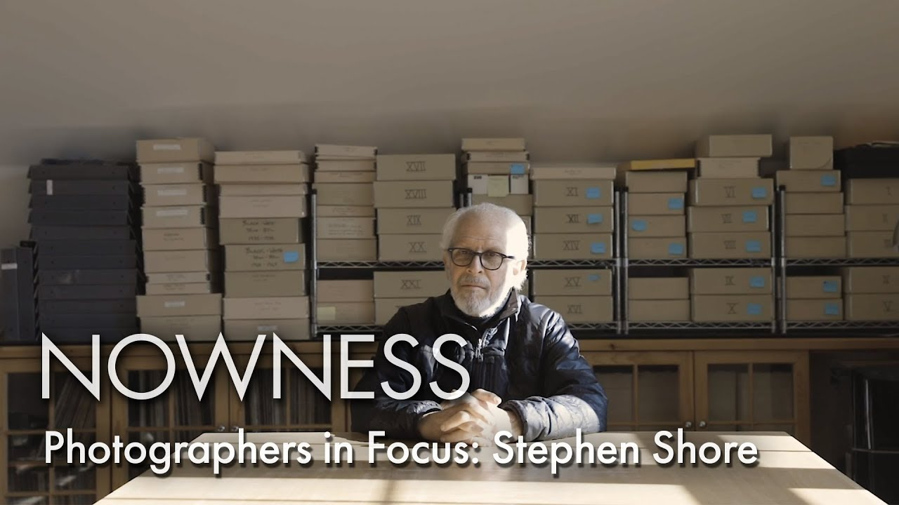 Photographers in Focus: Stephen Shore