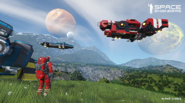 Space Engineers Deluxe Edition PC Full Español