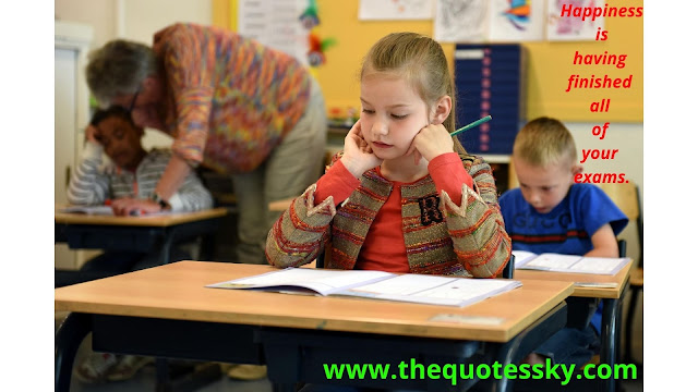 {101+ LATEST} Exam Quotes and Status For Students