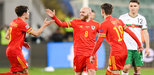 Bulgaria vs Wales – Highlights