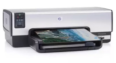 HP DeskJet 6620 Review - Free Download Driver