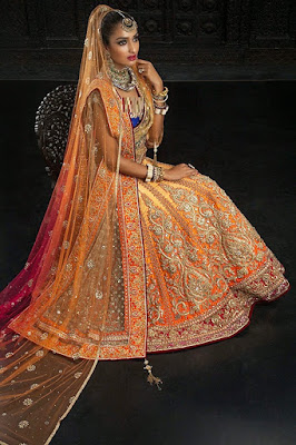Indian-bridal-lehenga-choli-2017-embroidered-designs-for-brides-4