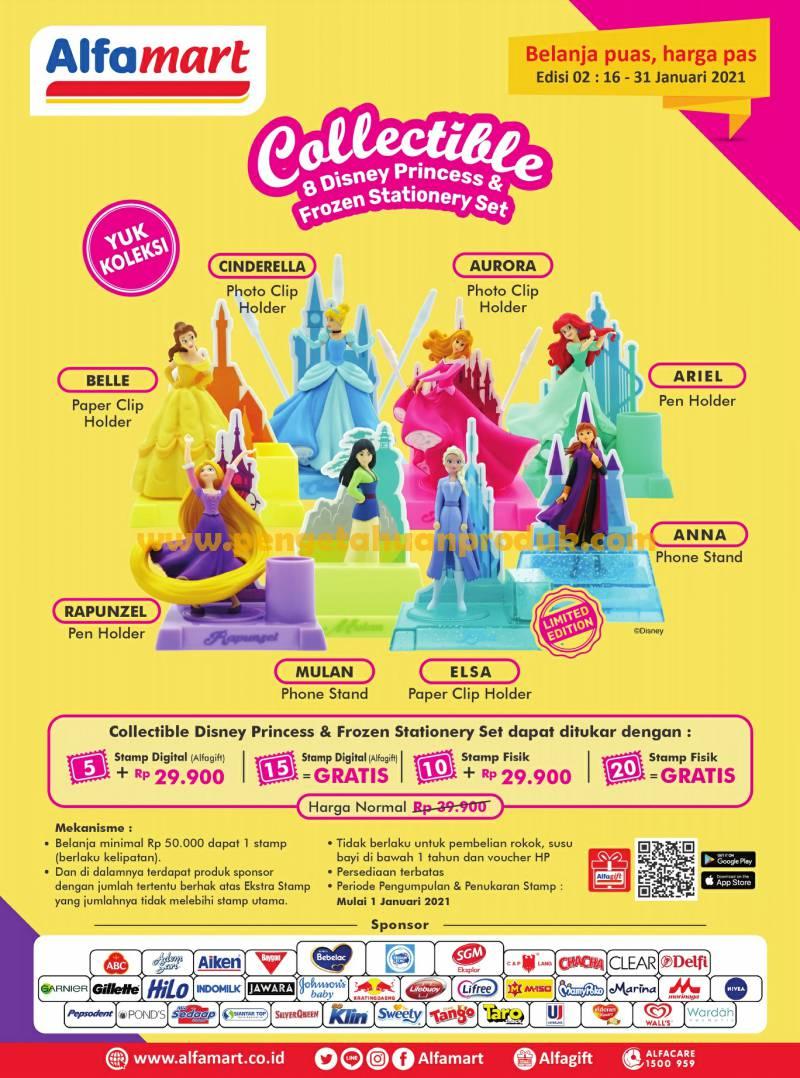 Katalog Promo Alfamart Terbaru Periode 16 - 31 Januari 2021