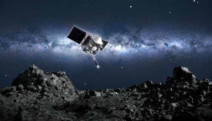 الغبار من كويكب بينو يضرب الأرض في عام 2023