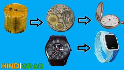 Who Invent Watch in Hindi